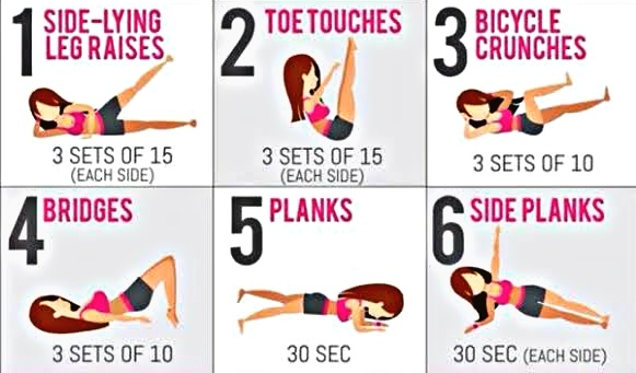 Learn Some Quick & And Easy Exercises